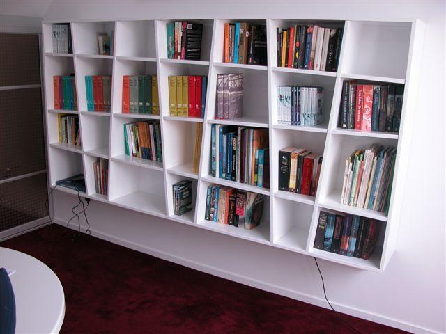 boekenkasten armadietto del libro ritmeester alblasserdam
