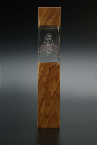 GOD'S AMAZING GRACE GARDEN OF GETHSEMANE OLIVE WOOD RITMEESTER ALBLASSERDAM HOLLAND