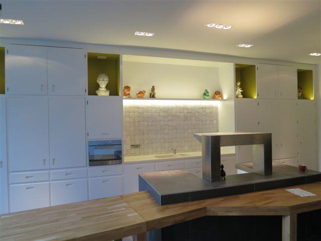 Keukens: antwerpen cuyvers architecten [software depot]