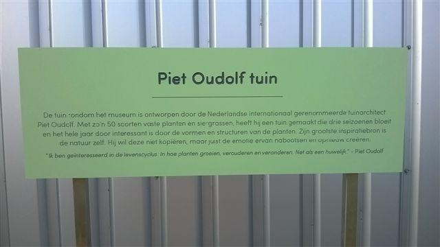 PIET OUDOLF MUSEUM VOORLINDEN OUDOLF TUINEN