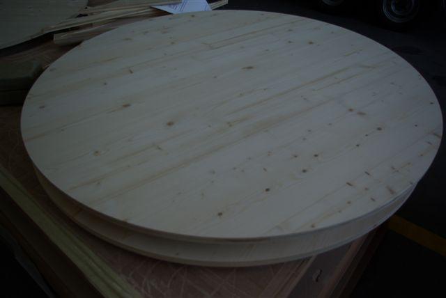 Ronde Houten Tafelbladen.Tafelbladen Ovaal Rond Rechthoekig Bureaubladen Tafels