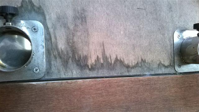 JAN VAN GENT 10.35 CABIN KUIPTAFELBLAD RITMEESTER ALBLASSERDAM