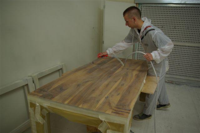 tafels renoveren pilat pilat ritmeester alblasserdam