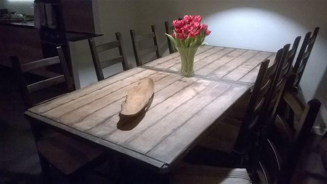 Tafels steenschottafels ritmeester alblasserdam for Tafel van steenschotten