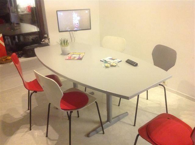 Tafels tafelblad op maat vrije vorm ritmeester alblasserdam