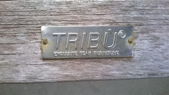 TRIBU TEAK REPARATIE RITMEESTER BV