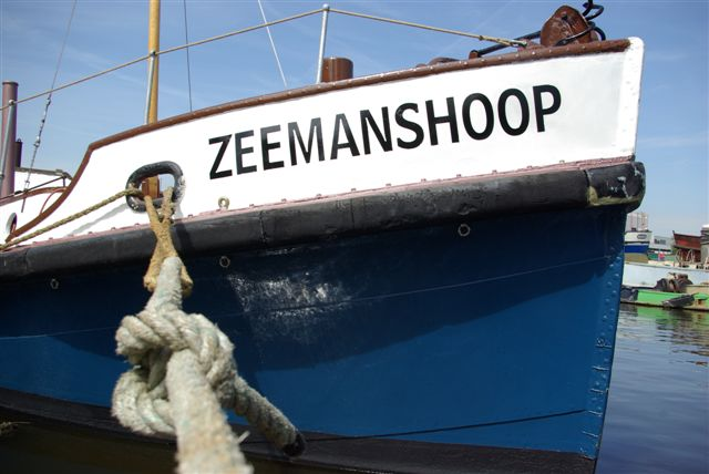 ZEEMANSHOOP AMELAND RITMEESTER ALBLASSERDAM BLOKROOSTERS